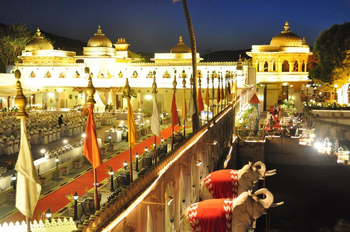 Jag Mandir Island Palace Udaipur