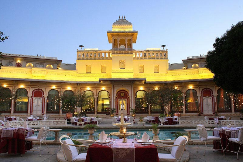 Shiv Niwas Palace Udaipur