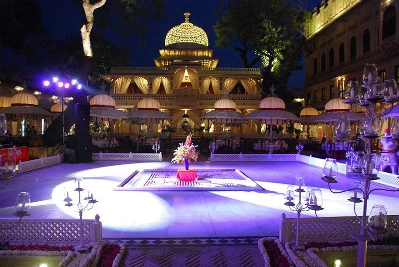 Zenana mahal udaipur wedding